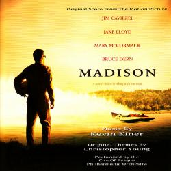 Madison Original Score from the Motion Picture. Передняя обложка. Click to zoom.