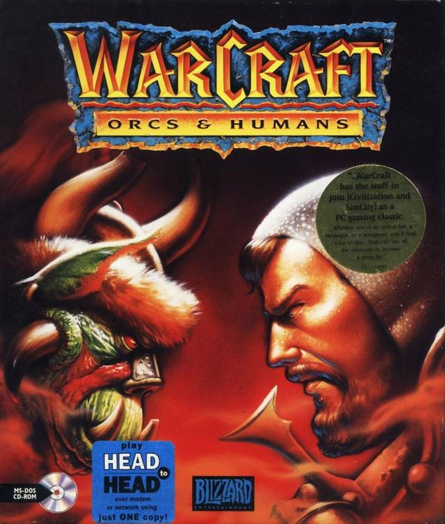Warcraft orcs and humans