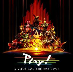 PLAY! A VIDEO GAME SYMPHONY LIVE!. Front. Click to zoom.