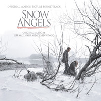 Snow Angels Original Motion Picture Soundtrack. Передняя обложка. Click to zoom.