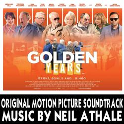 Golden Years Original Motion Picture Soundtrack. Передняя обложка. Click to zoom.