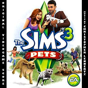Sims 3 Pets Original Videogame Score, The. Лицевая сторона . Click to zoom.