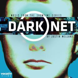 Dark Net Music from the Showtime Series. Передняя обложка. Click to zoom.
