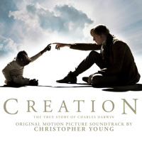 Creation Original Motion Picture Soundtrack. Передняя обложка. Click to zoom.