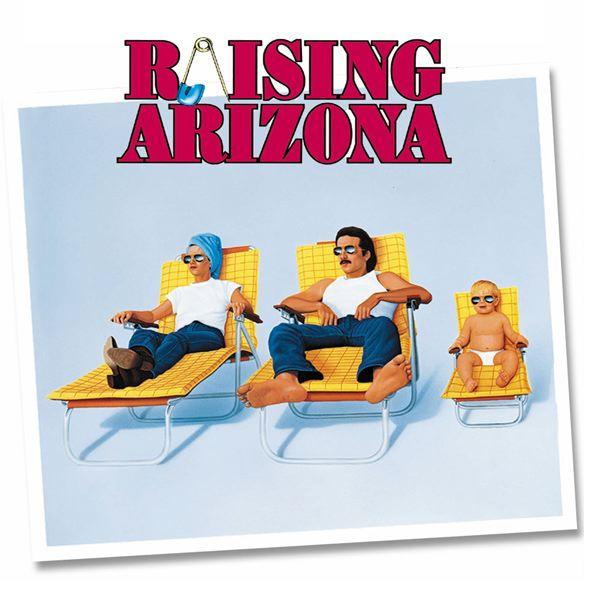 Raising Arizona Original Motion Picture Soundtrack Raising Arizona