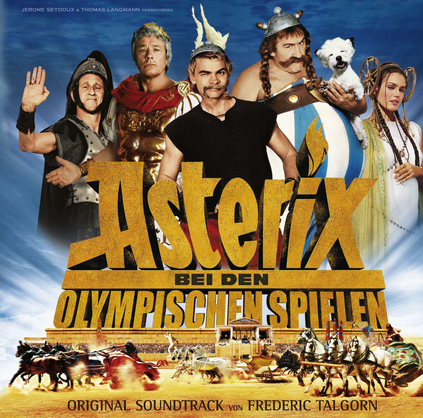 Asterix Bei Den Olympischen