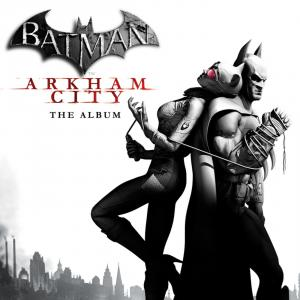 Batman: Arkham City Video Game Soundtrack Deluxe Edition. Front. Click to zoom.