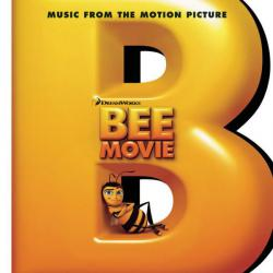 Bee Movie Music from the Motion Picture. Передняя обложка. Click to zoom.