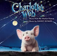 Charlotte's Web Music from the Motion Picture. Передняя обложка. Click to zoom.