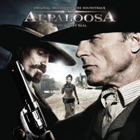 Appaloosa Original Motion Picture Soundtrack. Передняя обложка. Click to zoom.