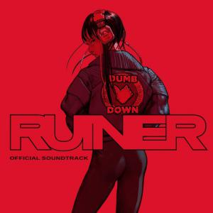 RUINER Official Soundtrack. Front. Click to zoom.
