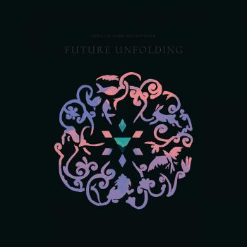 Future Unfolding (Official Game Soundtrack). Front. Click to zoom.