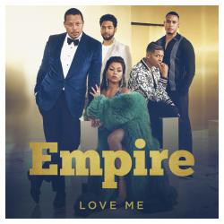 Love Me feat. Jussie Smollett & Yazz - Single. Передняя обложка. Click to zoom.