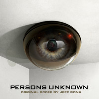 Persons Unknown Original Television Soundtrack. Передняя обложка. Click to zoom.