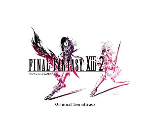 FINAL FANTASY XIII-2 Original Soundtrack. Front. Click to zoom.