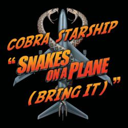 Snakes On a Plane Bring It - Single. Передняя обложка. Click to zoom.