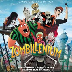 Zombill?nium Original Motion Picture Soundtrack. Передняя обложка. Click to zoom.