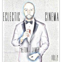 Eclectic Cinema, Vol. 2 Original Soundtrack. Передняя обложка. Click to zoom.
