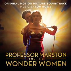 Professor Marston and the Wonder Women Original Motion Picture Soundtrack. Передняя обложка. Click to zoom.