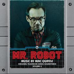 Mr. Robot, Vol. 4 Original Television Series Soundtrack. Передняя обложка. Click to zoom.