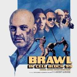 Brawl in Cell Block 99 Original Motion Picture Soundtrack. Передняя обложка. Click to zoom.