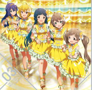 THE IDOLM@STER MILLION LIVE! New Single, The. Front. Click to zoom.