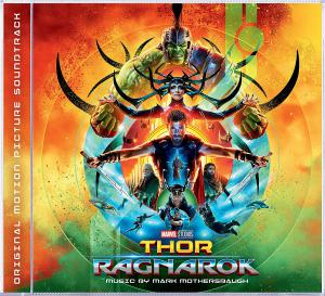 Thor: Ragnarok Original Motion Picture Soundtrack. Лицевая сторона . Click to zoom.