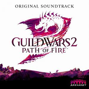 Guild Wars 2: Path of Fire Original Soundtrack. Front (small). Click to zoom.