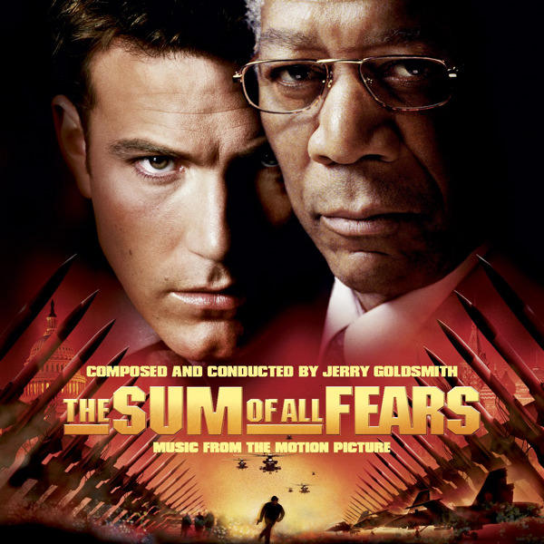 the sum of all fears soundtrack from the motion picture