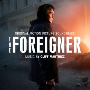 Foreigner Original Motion Picture Soundtrack, The. Лицевая сторона . Click to zoom.