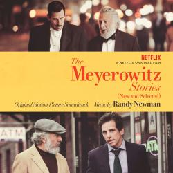 Meyerowitz Stories New and Selected Original Motion Picture Soundtrack, The. Передняя обложка. Click to zoom.