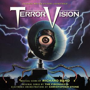 TerrorVision Original Motion Picture Soundtrack. Лицевая сторона. Click to zoom.