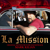 La Mission Original Motion Picture Soundtrack. Передняя обложка. Click to zoom.