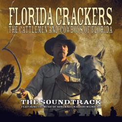 Florida Crackers Original Motion Picture Soundtrack. Передняя обложка. Click to zoom.