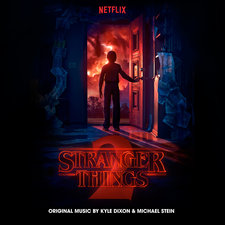 Stranger Things 2 A Netflix Original Series Soundtrack Deluxe. Передняя обложка. Click to zoom.