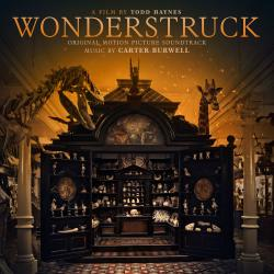 Wonderstruck Original Motion Picture Soundtrack. Передняя обложка. Click to zoom.