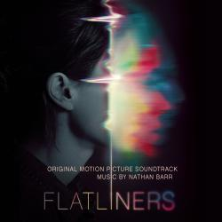 Flatliners Original Motion Picture Soundtrack. Передняя обложка. Click to zoom.