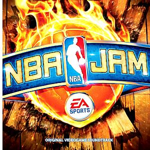 NBA Jam Original Videogame Soundtrack. Лицевая сторона . Click to zoom.