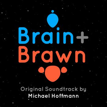Brain​+​Brawn Original Soundtrack. Front. Click to zoom.