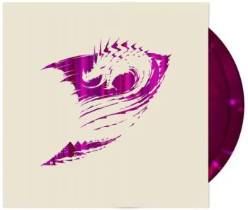 Guild Wars 2: Path of Fire Vinyl Soundtrack. Front. Click to zoom.