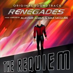 Renegades: The Requiem Music From the Original Series. Передняя обложка. Click to zoom.