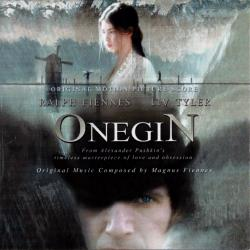 Onegin Martha Fiennes Original Motion Picture Soundtrack. Передняя обложка. Click to zoom.