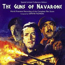 Guns of Navarone Music from the Motion Picture Special Edition, The. Передняя обложка. Click to zoom.