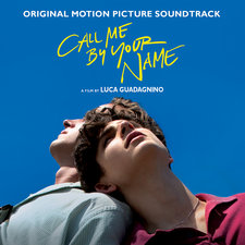 Call Me By Your Name Original Motion Picture Soundtrack. Передняя обложка. Click to zoom.