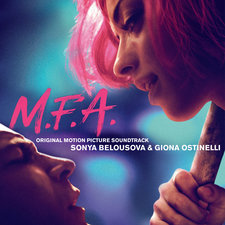 M.F.A. Original Motion Picture Soundtrack. Передняя обложка. Click to zoom.