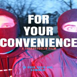 For Your Convenience Original Motion Picture Soundtrack. Передняя обложка. Click to zoom.