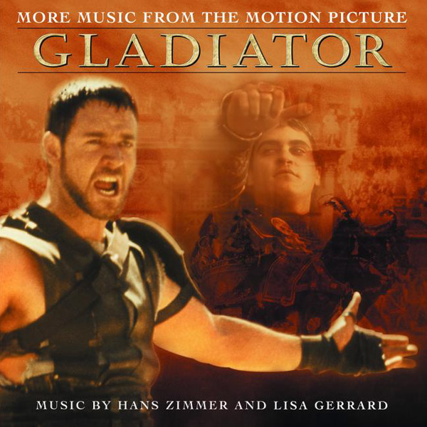 More music from the motion picture gladiator for Zimmer soundtrack