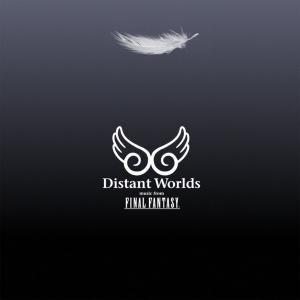Distant Worlds: music from FINAL FANTASY. Front. Click to zoom.