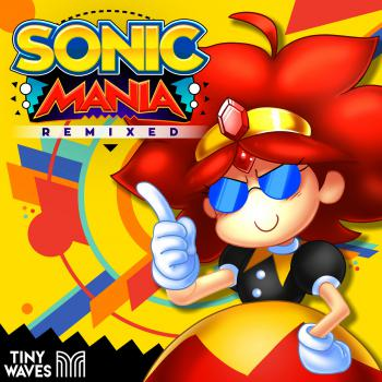 Sonic Mania Remixed. Front. Click to zoom.