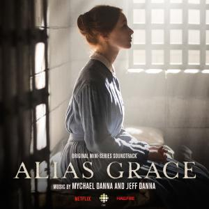 Alias Grace Original Mini-Series Soundtrack. Лицевая сторона . Click to zoom.